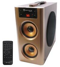 Rockville RHB70 Home Theater compacto desarrollado sistema de altavoces W Bluetooth/USB/FM