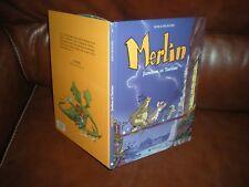 MERLIN TOME 1 JAMBON ET TARTINE - SFAR / MUNUERA - EDITION ORIGINALE 1999