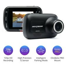Nextbase 122 Dash Cam Series 2 720p LED Car Recorder Night Vision Powered Mount