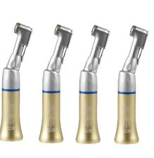 4X NSK style Contra angle Dental low Slow speed Handpiece E-type Golden