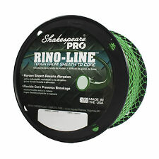2.4MM ROUND 3LB ROLL SHAKESPEARE PRO RINO TRIMMER LINE - WHIPPER SNIPPER CORD