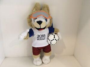 Zabivaka 2018 FIFA World Cup Russia™ Plush Mascot - 23 cm
