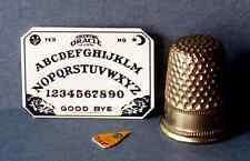Dollhouse Miniature 1:12 Ouija Board and Box  dollhouse gypsy fortune game