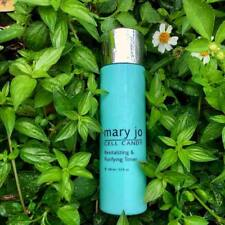 Mary Jo Cell Candy Face Revitalizing & Purifying Toner Beauty 3.3 Oz NEW Clean