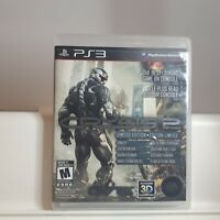 Crysis 2  ( PS3 Playstation 3 Sony ) TESTED.
