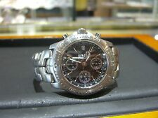 MEN'S AUTOMATIC TAG HEUER LINK CHRONOMETER OFFICIALY CERTIFIED 200M DATE CT5111