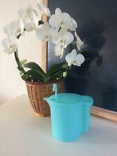 ★ Ancien Sucrier Bleu Tupperware Vintage