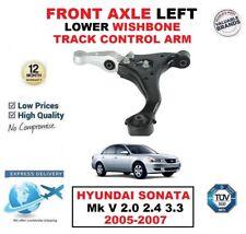 FRONT AXLE LEFT LOWER CONTROL ARM for HYUNDAI SONATA Mk V 2.0 2.4 3.3 2005-2007