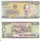 VIETNAM BILLETE 1000 DONG 1988