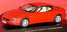 Maserati Coupè Cambiocorsa 2002-04 ROSSO ROSSO 1:43 Ixo