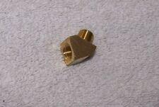 Brass 1/8 45 Degree Elbow Tank Adapter Micro Macro Stainless Hose Paintball Gun