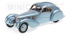 Minichamps 107110320 BUGATTI TYPE 57 SC ATLANTIC - 1936 - BLUE-M - 1:18 #NEU OVP
