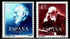 ESPAÑA 1952 1119/0 Cajal y Ferrán