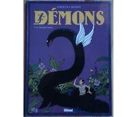 Le Drosera Géant - Tome 1 - Démons - EO 2004  avec Ex-Libris