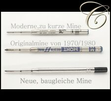 Riesenmine Pour Ancienne Montblanc Stylo / Mine Recharge