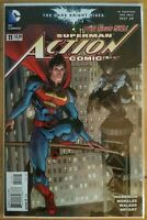 ACTION COMICS, Superman #11 variant (2012 NEW 52, DC Comics) ~ VF/NM Comic Book