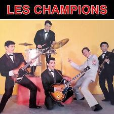 CD Les Champions / Rock Français 60's