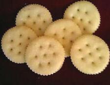 Ritz Crackers, Wax, Food Prop, Display 8oz