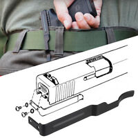 Tactical Gun ClipDraw Holster for Glock 17 19 22 23 24 25 26 27 28 31 32 33