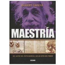 Maestria by Robert Greene (2013, Paperback)