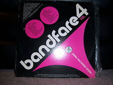 """Shawnee Press P-453 Ithica College Cpncert Band - Bandfare Vol. 4 1973 12"""""""
