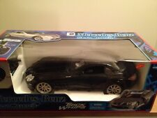 R/C Trick Whips Mercedes SLR Mclaren Radio Control Black 1:12**Awesome Car**