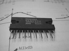 TA8232H  19W Power Amplifier (13.5V/4R)      Stdby.  ZIP17   TOSHIBA    1PCS