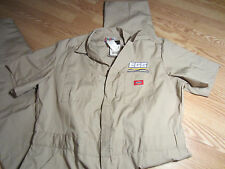 EGS Earth Sciences & Surveying Dickies Coverall NEW X-Large Reg 46-48 XL