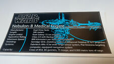 Star Wars Sticker für LEGO® MOC Nebulon-B Medical Frigate MOC-5083 precut custom