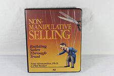 Non-Manipulative Selling 6-Cassette Home Study Course ~ Alessandra & Wexler