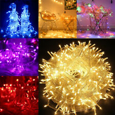 100-300 LED Fairy String Lights Home Party Garden Waterproof Christmas DIY Decor