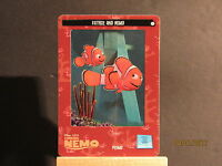 2003 Finding Nemo #P1 Father and Son ArtBox Promo Tins Cel Card Qty