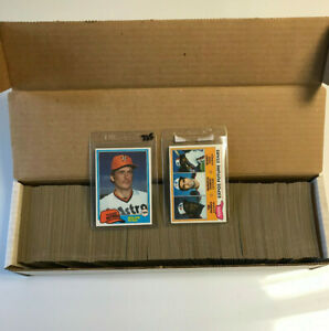 1981 Topps Baseball Card Complete Set (1-726) - EXMT to NMMT+