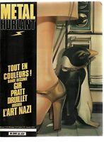 Métal Hurlant n°51. Éditions Humanoïdes associés DRUILLET / PRATT. TBE