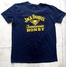 Jack Daniels Tennessee Honey T-shirt Schwarz 2016 Grösse L Whisky Old No. 7 Neu