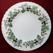 ROYAL WORCESTER china LAVINIA Z2821 White Large Rim Soup or Salad Bowl - 9-1/4""