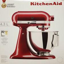 KitchenAid 5KSM45EGD Küchenmaschine, Grenadine - Neu & OVP, Händler
