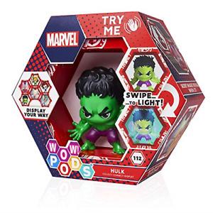 WOW! PODS Avengers - Incredible Hulk   Official Marvel Superhero Light-Up Figure
