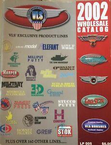 VLS Corporation 2002 Wholesale Catalog. Paperback. LP005