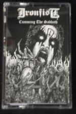 IRONFIST - Cumming the Sabbath. Tape