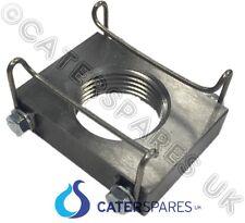 0663 VALENTINE FRYER METAL BASE PLATE FOR OIL TAP DRAIN BLOCK PENSION 1 2 PARTS