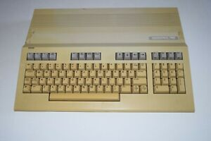 Commodore 128 Personal Computer C128 Tested AS IS Read Description