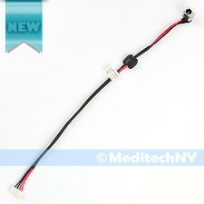 AC DC POWER JACK SOCKERT W/CABLE FOR LENOVO IDEAPAD G570 G575 G470 G475 SERIES