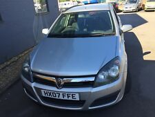 2007 VAUXHALL ASTRA LIFE CDTI ESTATE IN SILVER !! LONG MOT !!