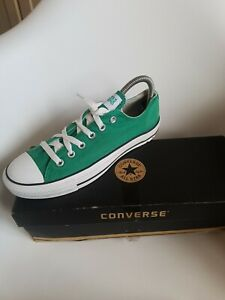scarpe converse uomo verdi