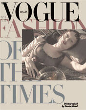 VOGUE ITALIA MAGAZINE SEPTEMBER 2016 + 3 SUPPLEMENTS SEALED Kiki Willems @NEW@