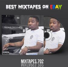 Troy Ave - Roland Collins Mixtape (CD/Front/Back Artwork) 2016