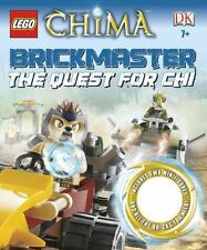 LEGO Brickmaster : The Quest for Chi (2013) Brand New Minifigure Included Chima