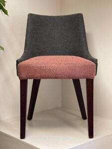 Dining chair ,contract standard side chair , solid wood armchair