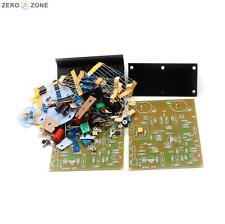 À faire soi-même QUAD 405 CLONE Amplificateur Kit MJ 15024+ Angle Aluminium (2 canaux) 100W+100W Amp